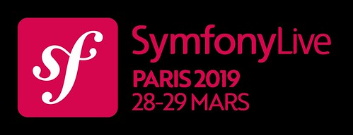 SymfonyLive Paris 2019 Conference Logo