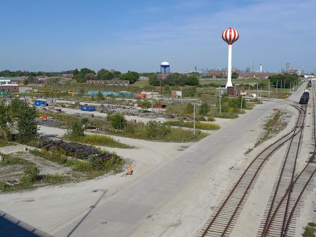 water reclamation and railroads, Panasonic DMC-LX3