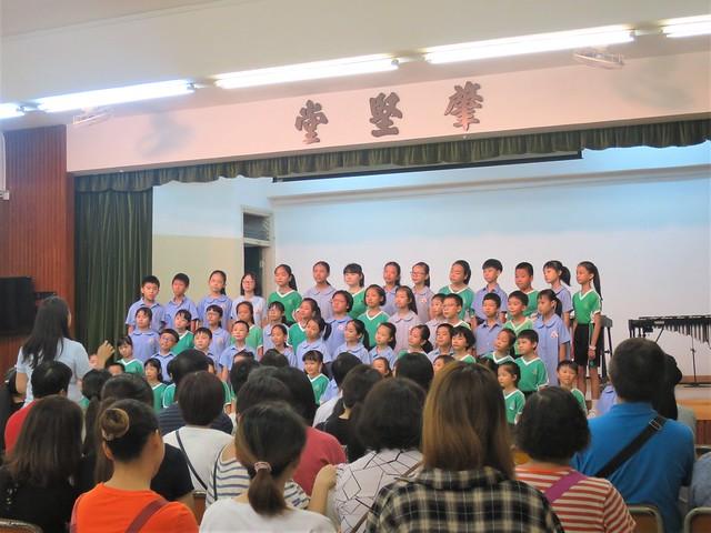 2018-09-20 高班參觀東華三院鄧肇堅小學