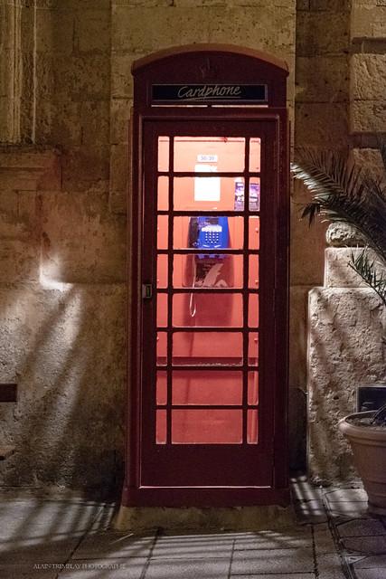 Boite téléphonique /Phone Box