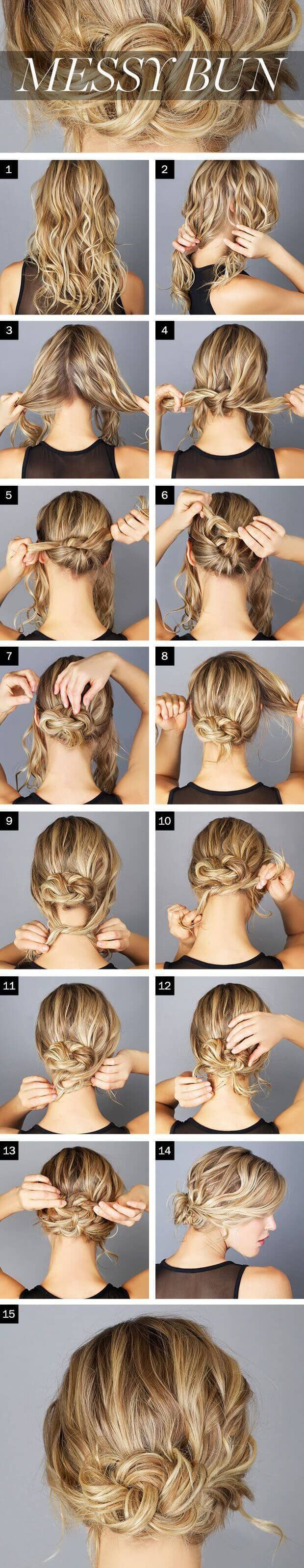 Best Adorable Bun Hairstyles 2019-Inspirations That 5