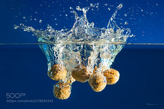 walnut splash