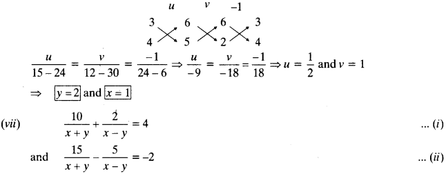 NCERT Solutions for Class 10 Maths Chapter 3 Pair of Linear Equations in Two Variables 79