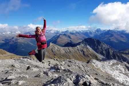 Letní tipy SNOW tour: Davos Klosters – s kolem, s pohorami nebo s dětmi