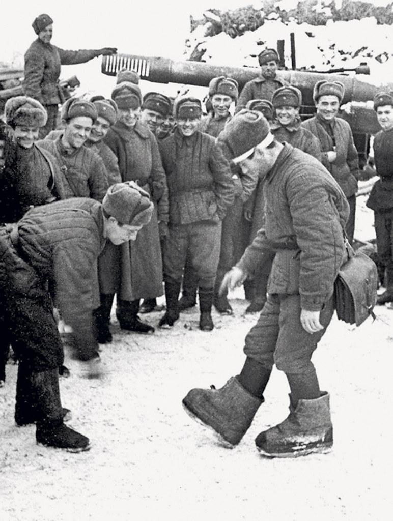 Великая Отечественная война. Сталинград (1942 г.)