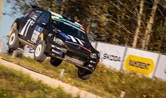 2018 FIA ERC Rally Liepaja