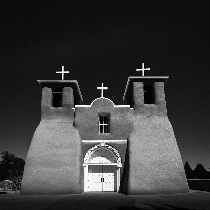 San Francisco de Asis Mission Church No. 1