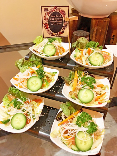 Salads from Fusion
