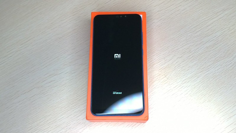 Xiaomi Redmi Note 6 Pro 開封 (36)