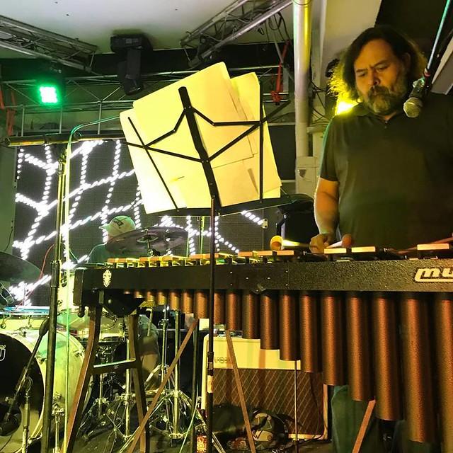Pedro Menendez Fusion Ensemble @ Festival LIFA Mexico 2018 II