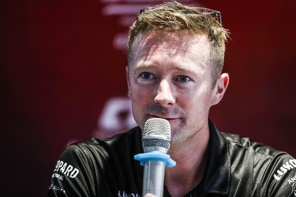 SHEDDEN Gordon, (gbr), Audi RS3 LMS TCR team Audi Sport Leopard Lukoil, portrait during the 2018 FIA WTCR World Touring Car cup of China, at Ningbo  from September 28 to 30 - Photo Jean Michel Le Meur / DPPI