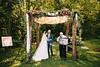 Stephanie & Lael's wedding by woodland papercuts