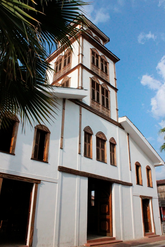 Iglesia Santa Rosa de Canuto
