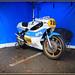 Bernard Fau GPA Yamaha