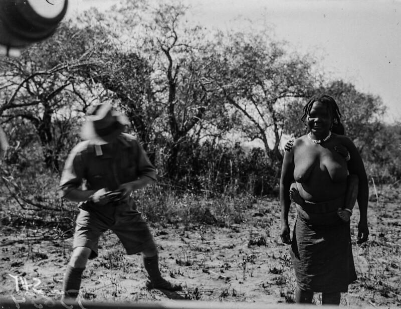 1931-1932. Африканская экспедиция Ханса Шомбургка. Часть 4. Южно-Африканский Союз. Вып 8