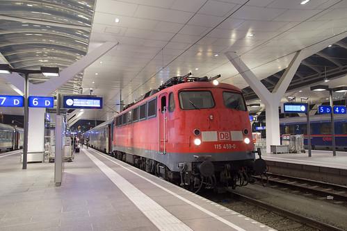 DB 115 459 Salzburg