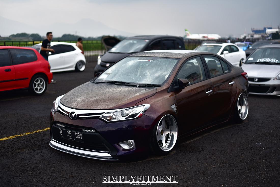 INDONESIAN CAR MEET 2015 AT HUSEIN SASTRANEGARA INTERNATIONAL AIRPORT, BANDUNG