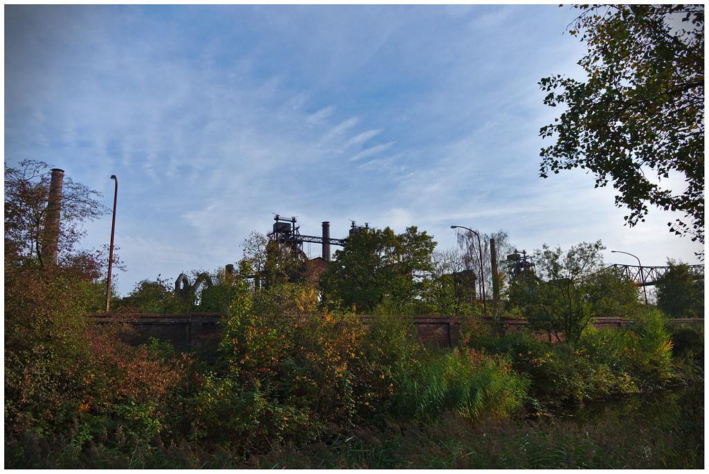 Landschaftspark Duisburg Nord Informatii Fotografii
