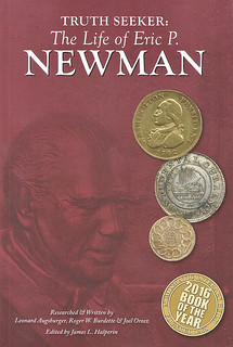 Truth Seeker The Life of eric P. Newman cover