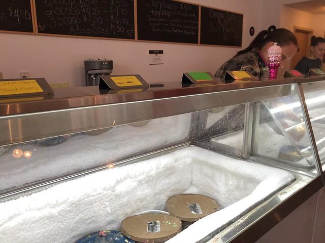 Caboose Ice Cream