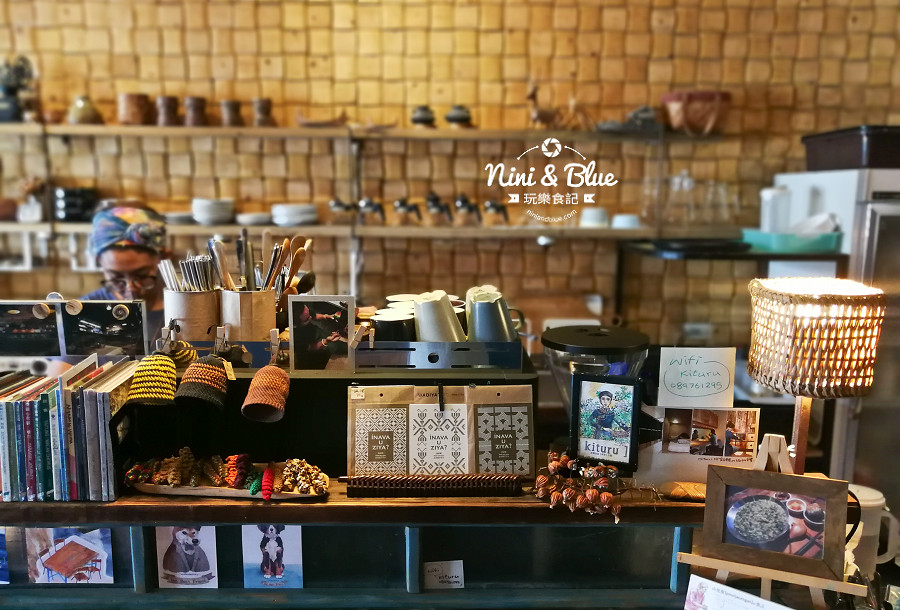 台東咖啡 Kituru 咖啡 台東景點 菜單價位 山地飯27