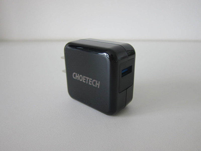 Choetech QC3 Fast Charger
