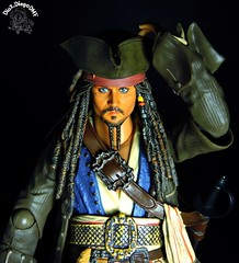 Not all treasure is silver and gold, mate.   Nem todo tesouro é prata e ouro, companheiro.  #pirate #Bandai #shfiguarts #Captain #ActionFigure #collection #coleção #jacksparrow #captainjacksparrow #pirateslife #piratesofthecaribbean #Disney #crossover #jh