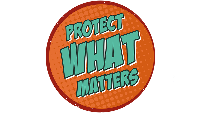 Protecting what matters logo