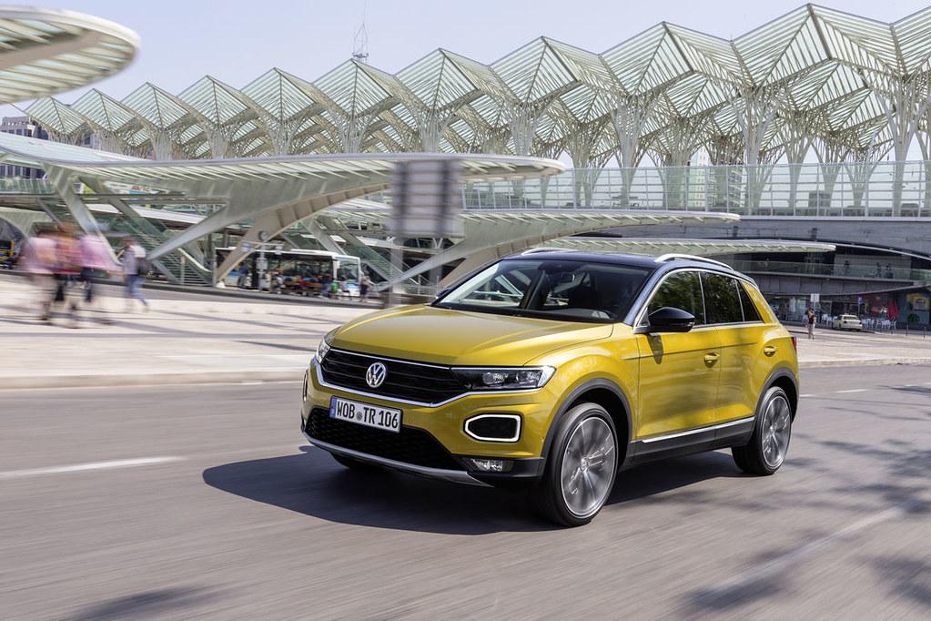 Comprar Volkswagen T-Roc