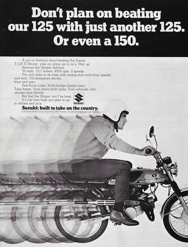 Suzuki 1970 6