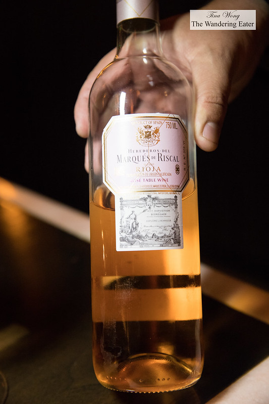 Herederos del Marques de Riscal Rose Table Wine
