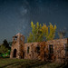 Abandoned Baptist Church in Pershing Ok with Milky Way by _patclancy56