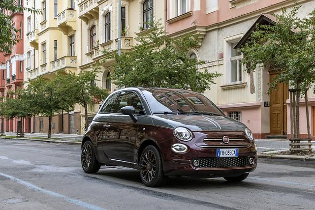 Comprar Fiat 500