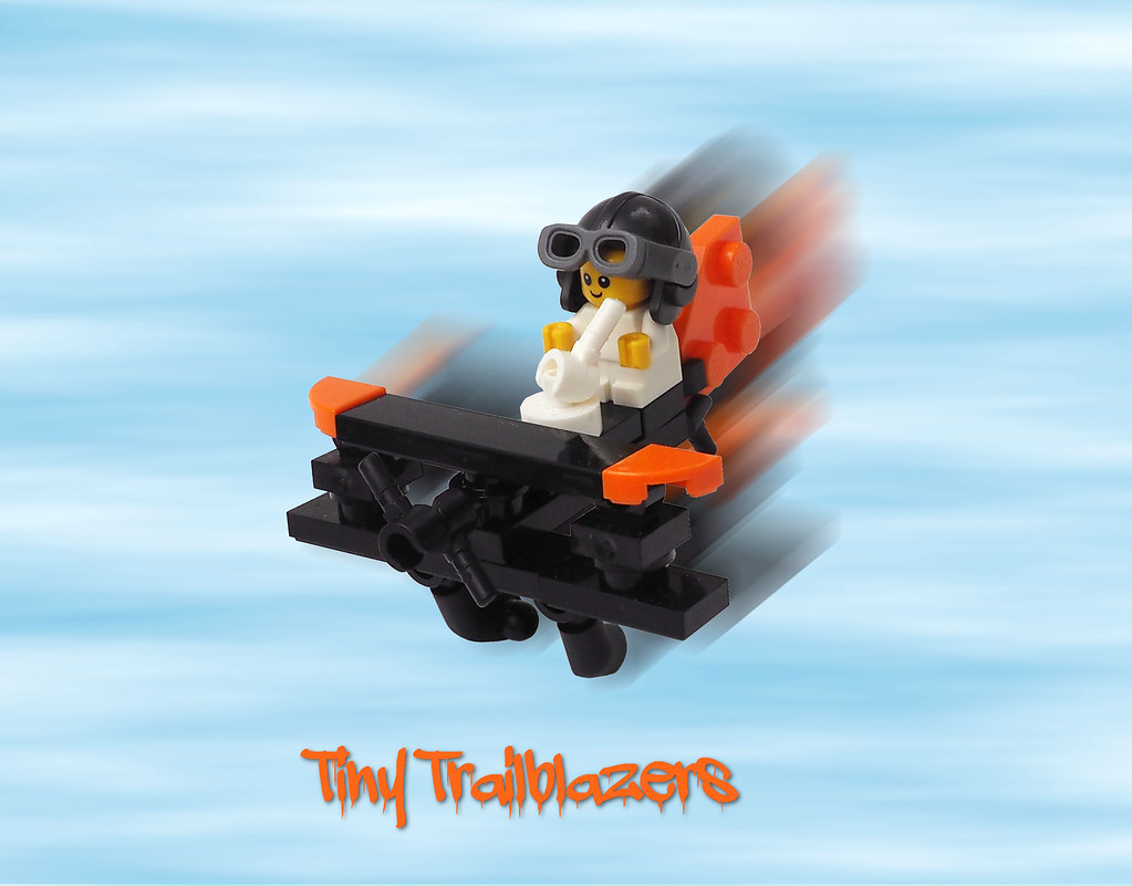 Tiny Trailblazers: Pilot (A)