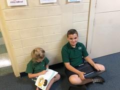 1st grade reading buddies