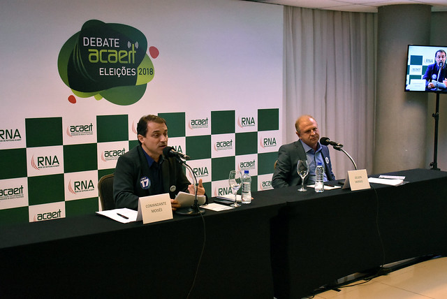 DEBATE ACAERT 2º Turno