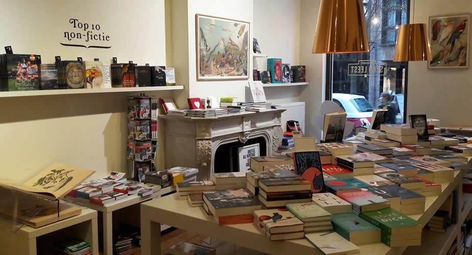 Oud en nieuw in Antwerpen: winkelen in Antwerpen: 't Stad Leest | Mooistestedentrips.nl