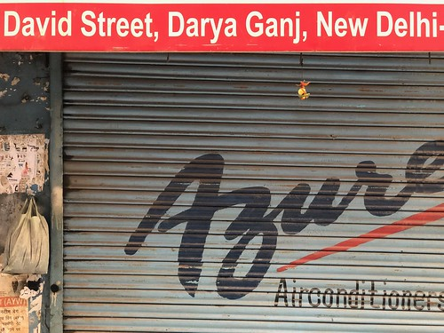 City Neighbourhood - David Street, Daryaganj