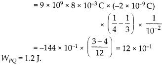 NCERT Solutions for Class 12 Physics Chapter 2 Electrostatic Potential and Capacitance 14