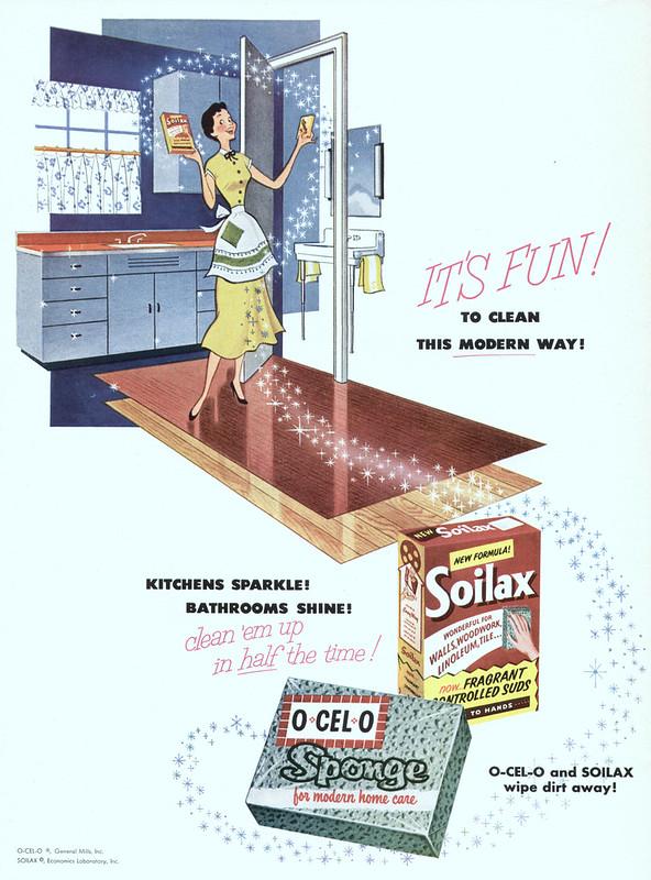 O-Cel-O, Soilax 1954