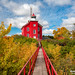 Marquette Harbor Lighthouse by Michigan Nut