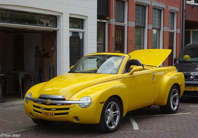 SSR (Mk1) - Chevrolet