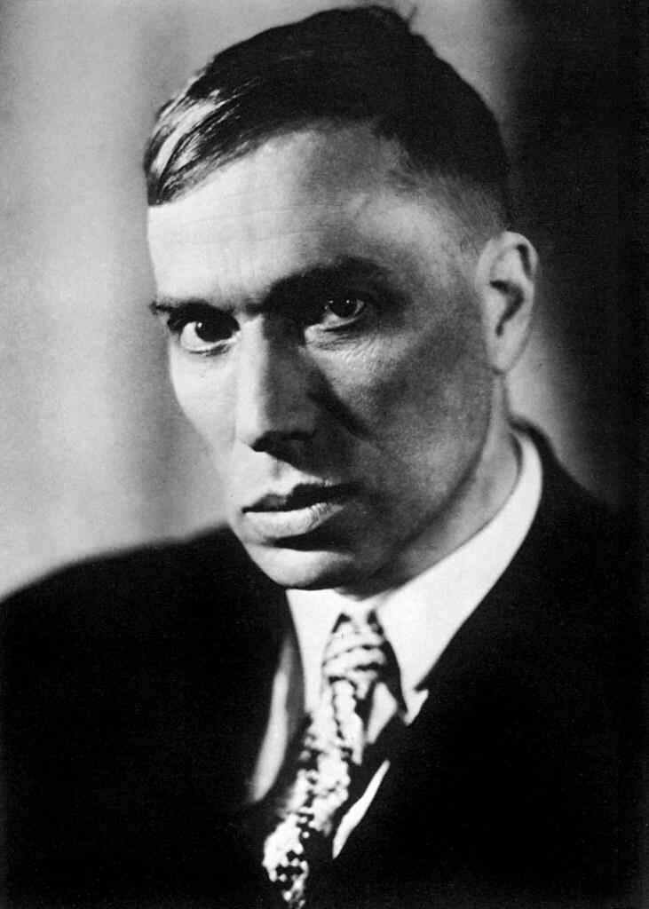 Б. Л. Пастернак. 1934
