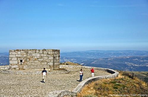 Miradouro de São Cristóvão - Felgueiras - Portugal 🇵🇹