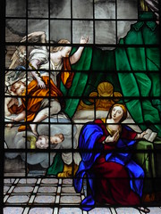 Post Reformation / Enamelled Stained Glass