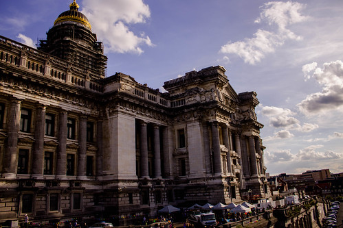 El Palacio de Justicia