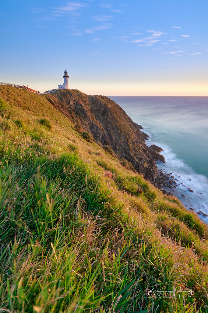 Sunrise Cape Byron Lighthouse