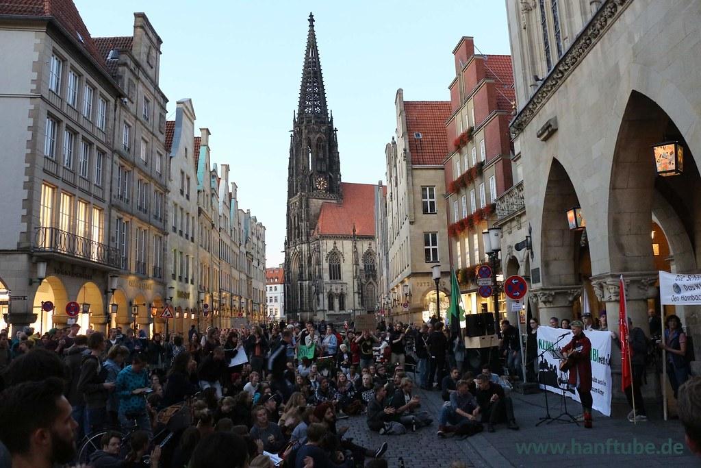 St. Lamberti – Münster, Stadt vieler Kirchen