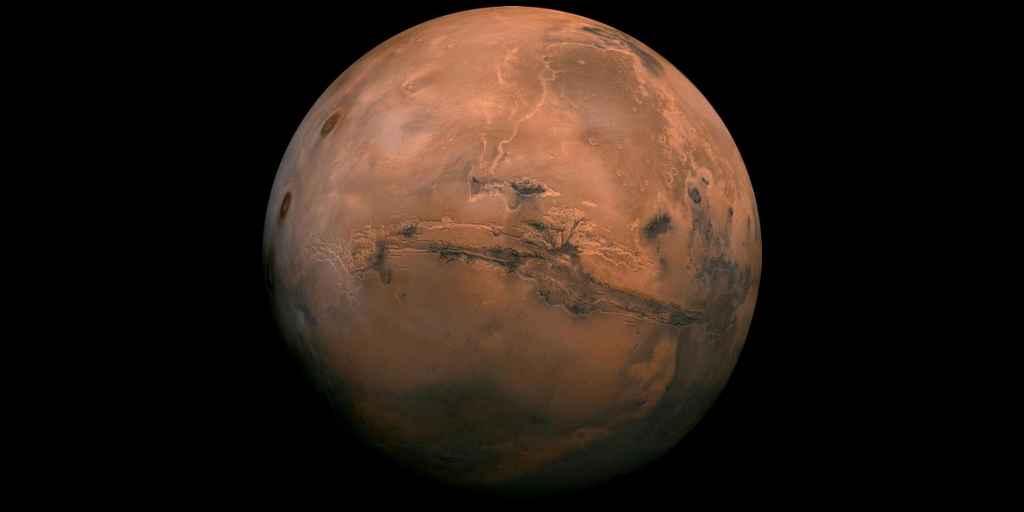 Vie sur Mars : elle aurait pu être présente dans ses profondeurs