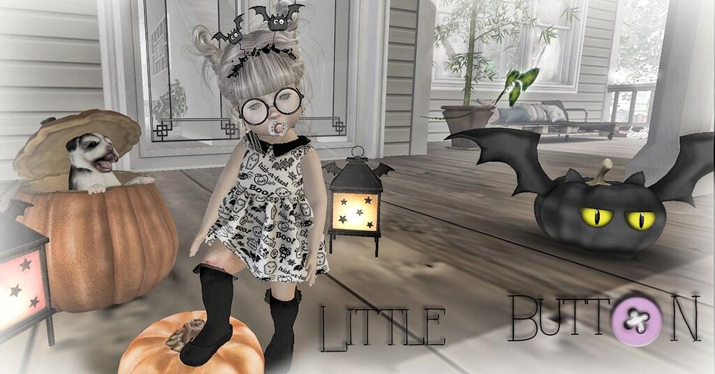 [LB] HalloweenDress - TeleportHub.com Live!